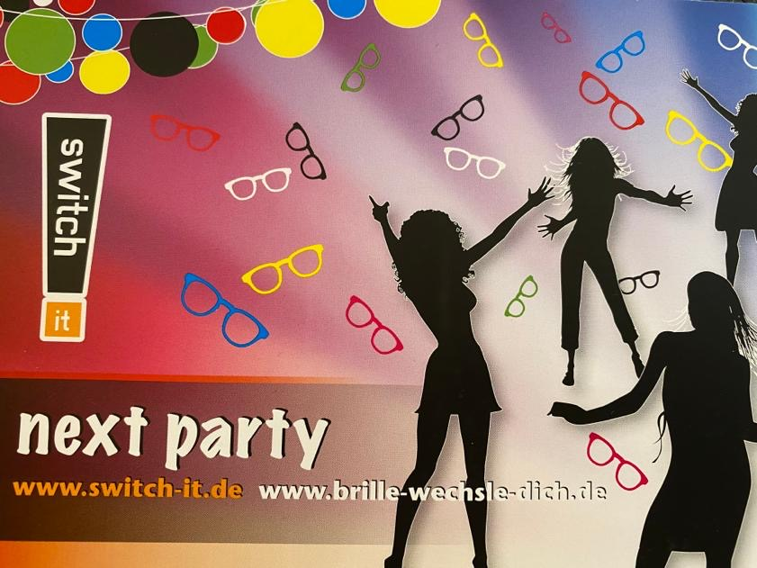 switch it party